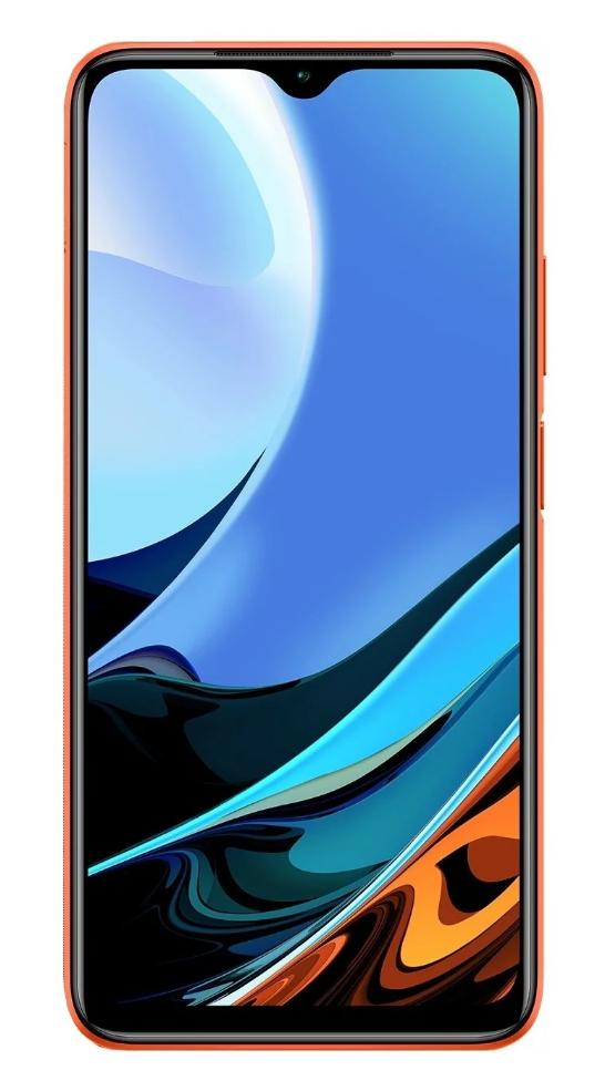Смартфон Xiaomi Redmi 9T 4/64GB NFC, Sunrise Orange (RU/EAC)