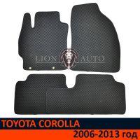 EVA коврики на TOYOTA COROLLA (2006-2013г)