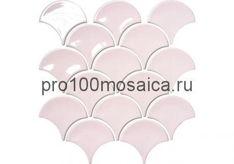 PINK SCALES Мозаика чешуйки  серия RUSTIC, размер, мм: 259*279*6 (ORRO Mosaic)
