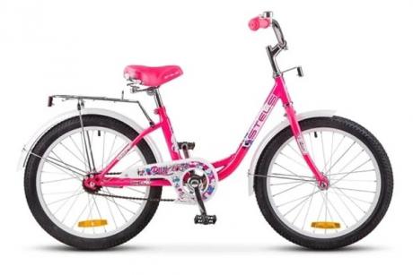"""Велосипед Pilot-200 Lady 20"""" V010 12"""" розовый"""