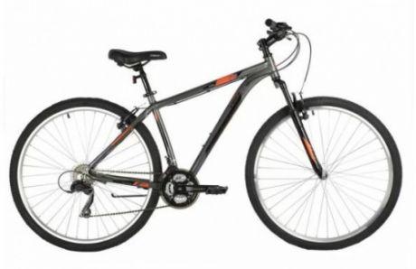 """Велосипед FOXX 26"""" ATLANTIC серый"""