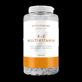 Мультивитамины A-Z. 90 таблеток. Myprotein (Великобритания)