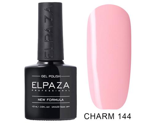 ELPAZA ГЕЛЬ-ЛАК  Charm 144  Лотос (Нежный розовый) 10  мл