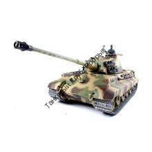 Heng Long King Tiger (башня Henshel) PRO V6.0 2.4G