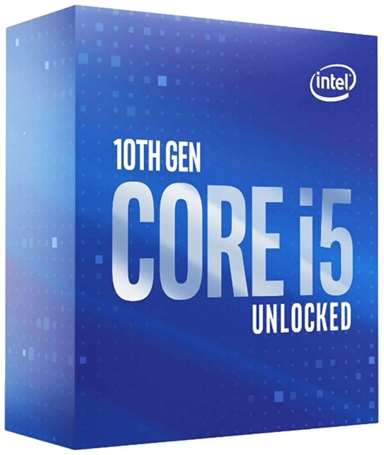 Процессор Intel Core i5-10600KF, BOX (bx8070110600kf s rh6s)