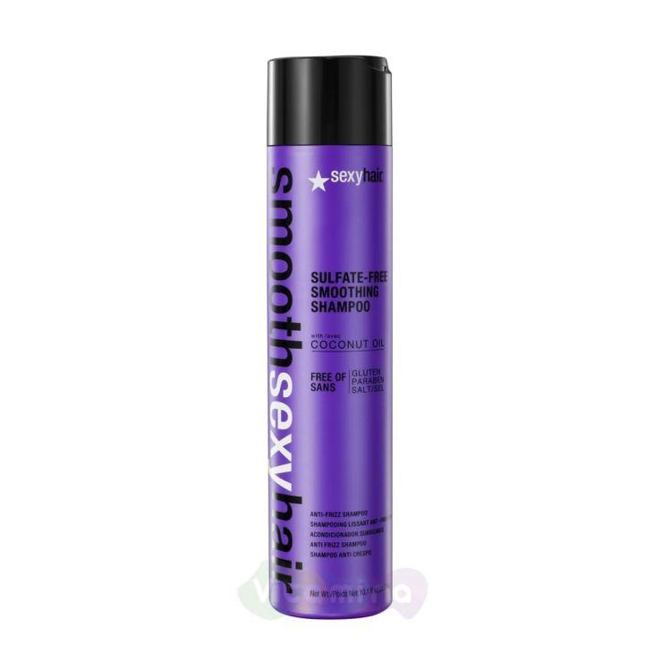 SEXY HAIR Шампунь разглаживающий без сульфатов SMOOTH SHAMPOO