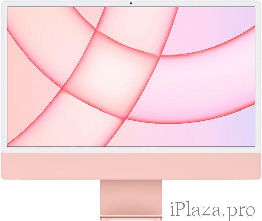 "Apple iMac 24"" Retina 4,5K, M1 (8C CPU, 8C GPU), 8 ГБ, 256 ГБ SSD, розовый, MGPM3RU/A"
