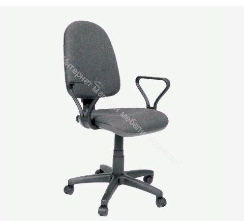 Кресло Престиж Самба В-03, серый