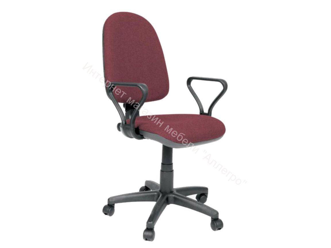 Кресло Престиж Самба 2-А, бордовый