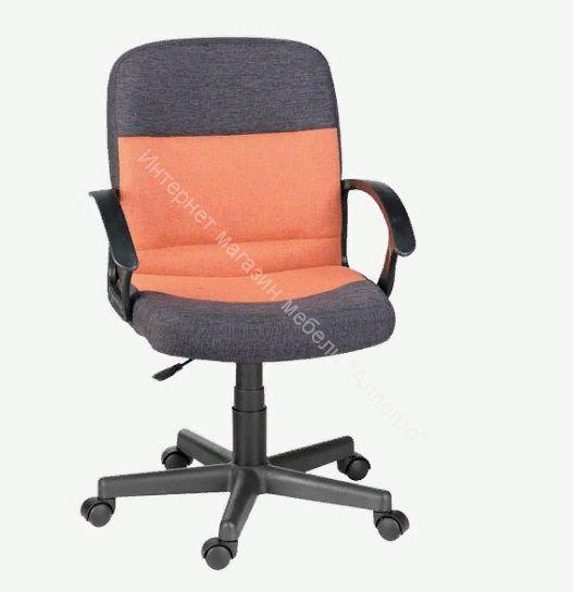 """Кресло """"Вейтон Home ультра"""" (Оранжевый/Серый/Чёрный)"""