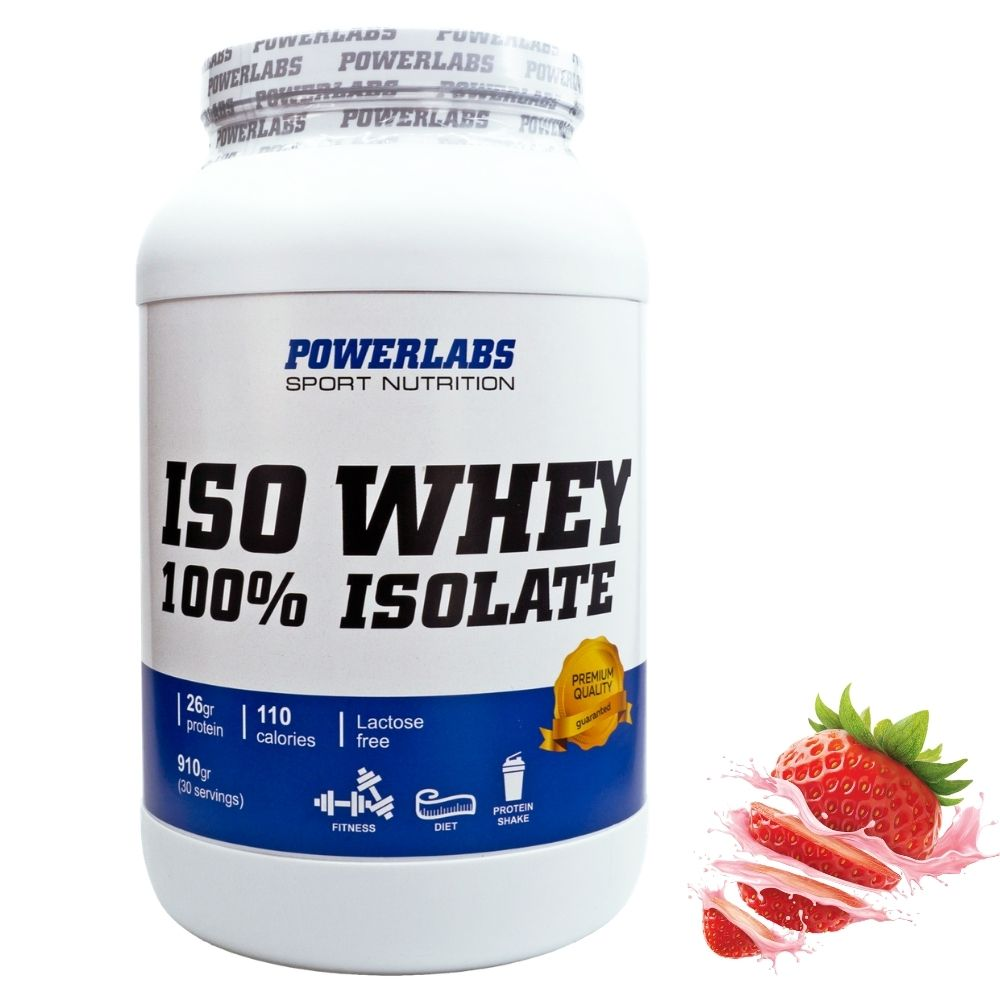 Powerlabs Iso Whey 910 g