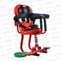 Детское кресло для электроскутера Citycoco с амортизатором красное