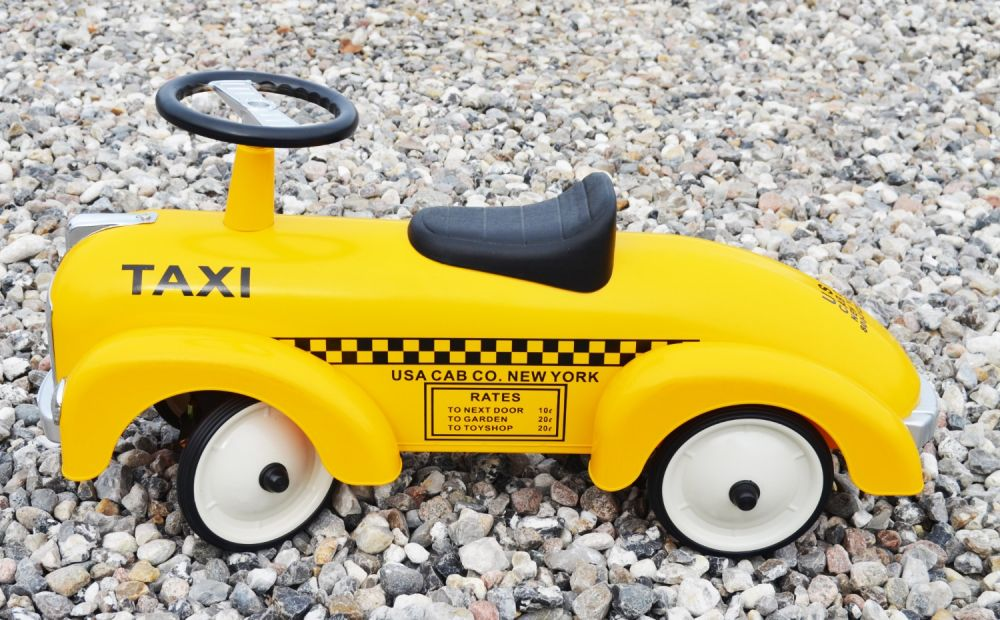 Каталка такси taxi фирма MAGNI Дания