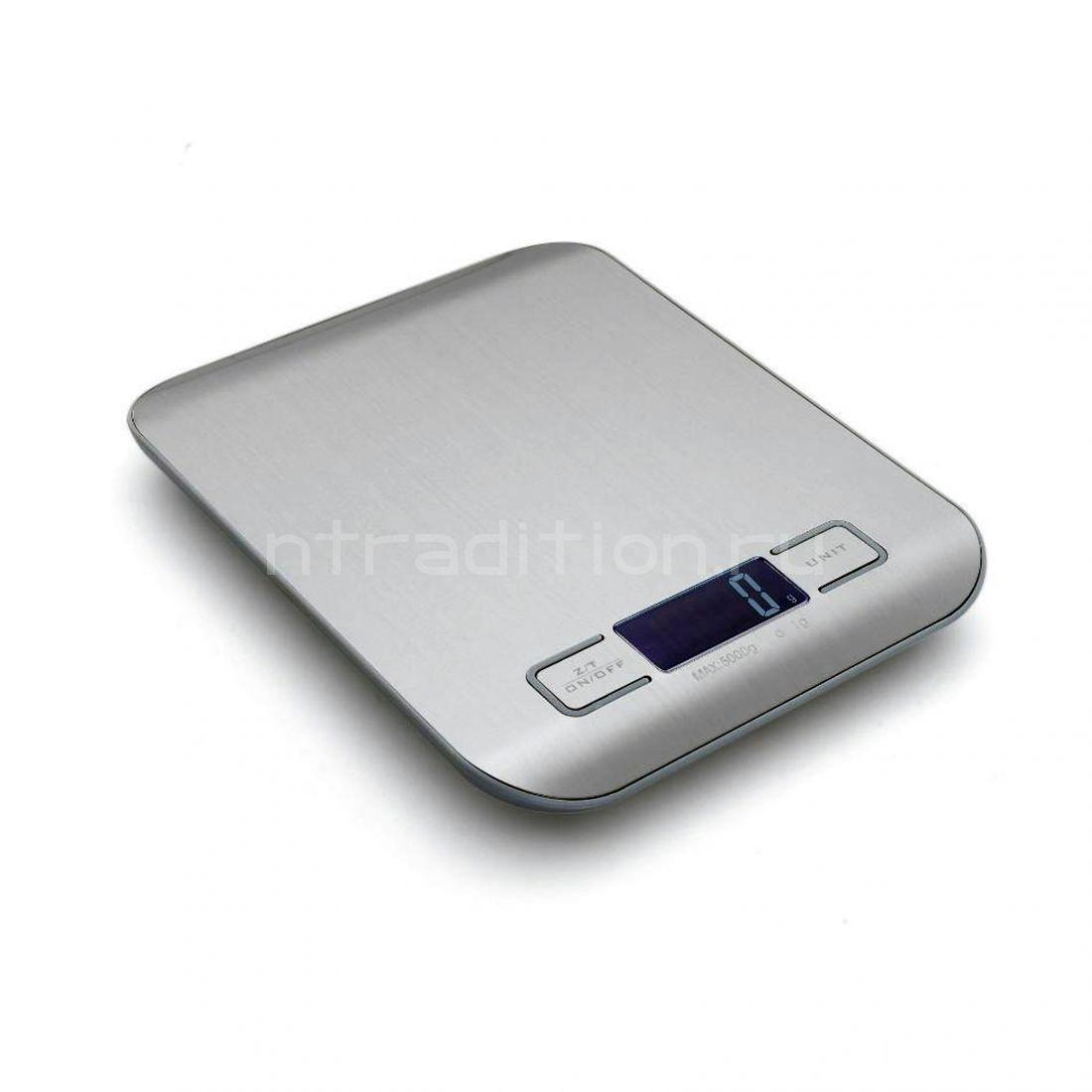 Весы для кухни, электронные, до 5 кг