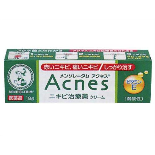Mentholatum Acnes Medicated гель для точечного применения 18гр