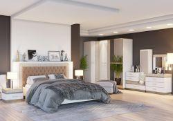 Кровать Велес Жасмин с ПМ