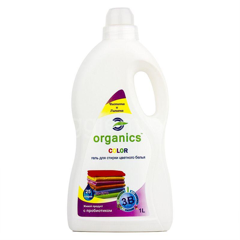 Organic Color Gel для всех типов тканей, 1000мл