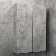 Шкаф подвесной Comforty  Осло-60 бетон светлый