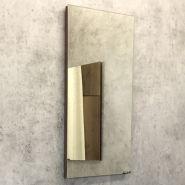 Зеркало Comforty Асти-40 дуб темно-коричневый