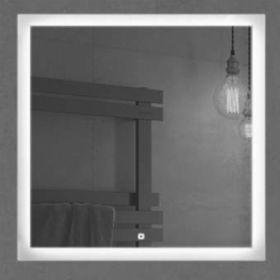 Зеркало Comforty Гиацинт-80 LED-подсветка, сенсор 800*800 00-00001281CF