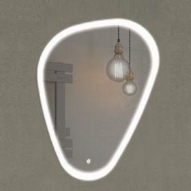 Зеркало Comforty Олеандр-70 светодиодная лента, сенсор 700*900 00-00001264CF