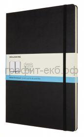 Книжка зап.Moleskine А4 Classic пунктир черная QP113