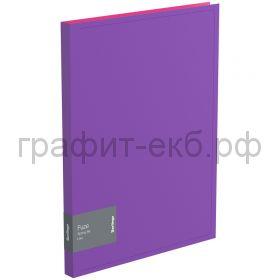 Скорос-ль с пруж.Berlingo Fuze 17мм 600мкм фиолетовая AHp_00307
