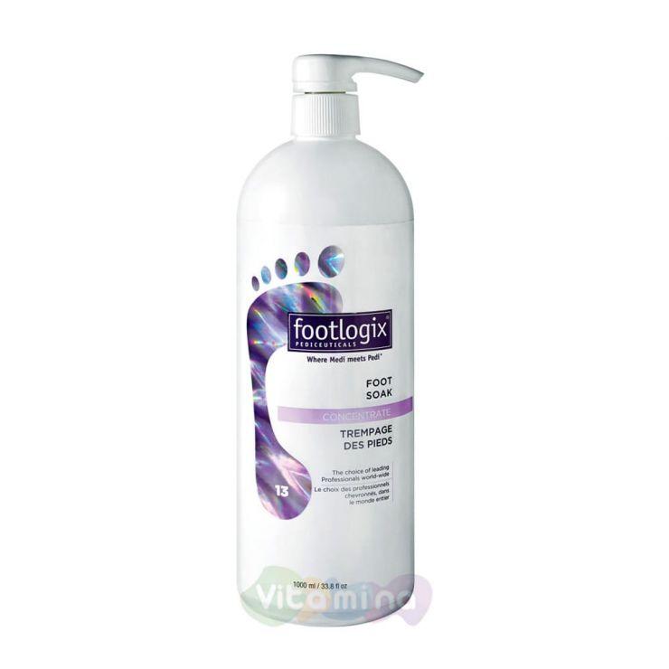 FOOTLOGIX Мыло жидкое антибактериальное для ног Fооt Soak Concentrate