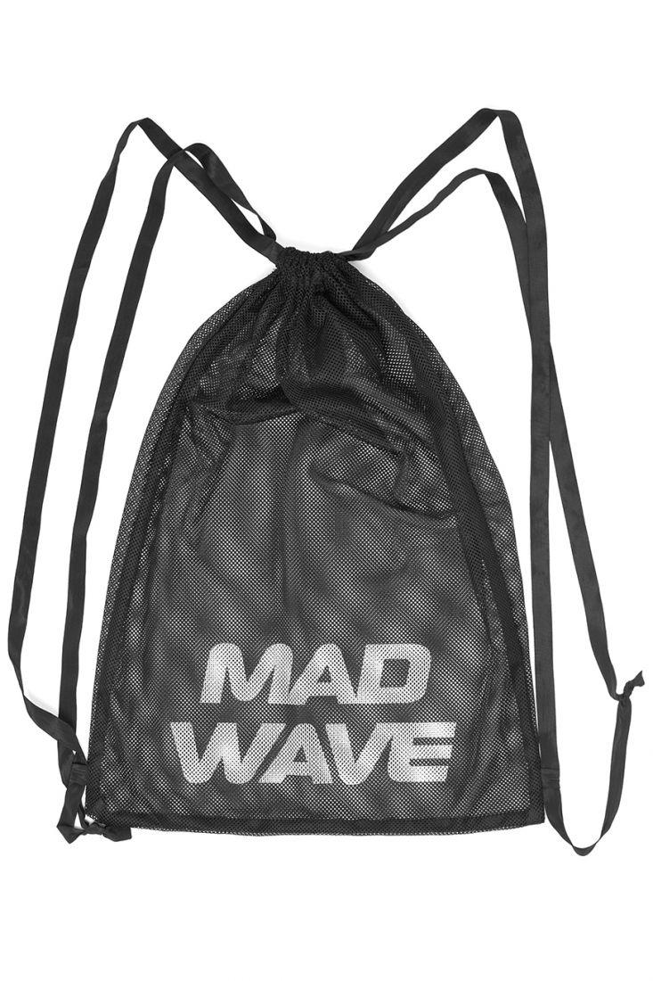 Сумка для мокрых вещей Mad Wave DRY MESH BAG 65x50см