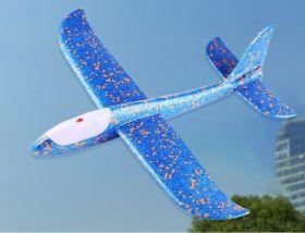 Метательный планер самолет 49 см