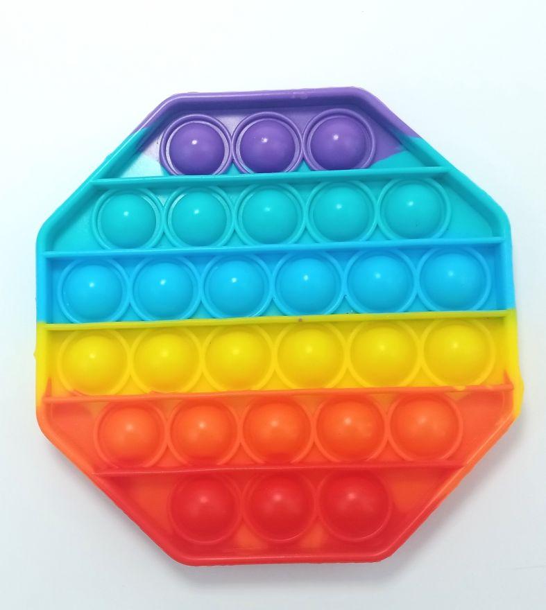 Игрушка-антистресс Pop-IT (ромб)