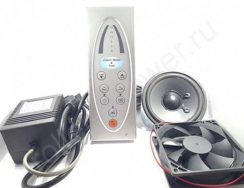 Пульт управления SP-003 комплект (блок питания, динамик, вентилятор)
