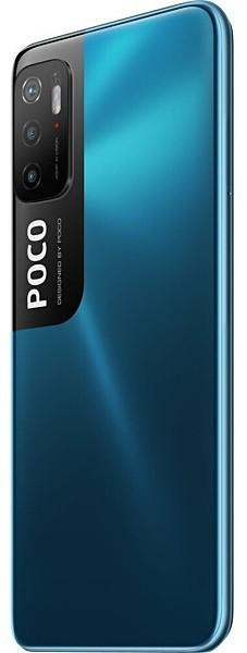 Смартфон Xiaomi POCO M3 Pro 5G 4/64GB (NFC) Blue