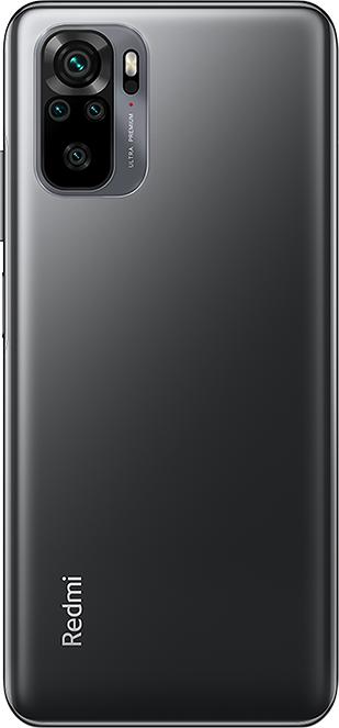 Смартфон Xiaomi Redmi Note 10 4/64GB, серый оникс