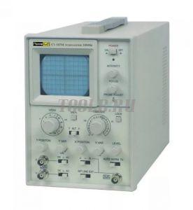 ПрофКиП С1-107М Осциллограф универсальный (2 Канала, 0 МГц … 10 МГц)
