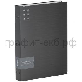 Папка 80 конвертов Berlingo Steel&Style черная PPf_97001