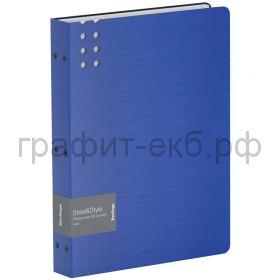 Папка 80 конвертов Berlingo Steel&Style синяя PPf_97002