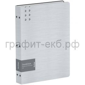 Папка 80 конвертов Berlingo Steel&Style белая PPf_97004