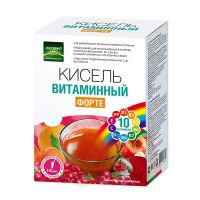 Леовит Нутрио Кисель «Витаминный ФОРТЕ» 20 г, 5 шт.