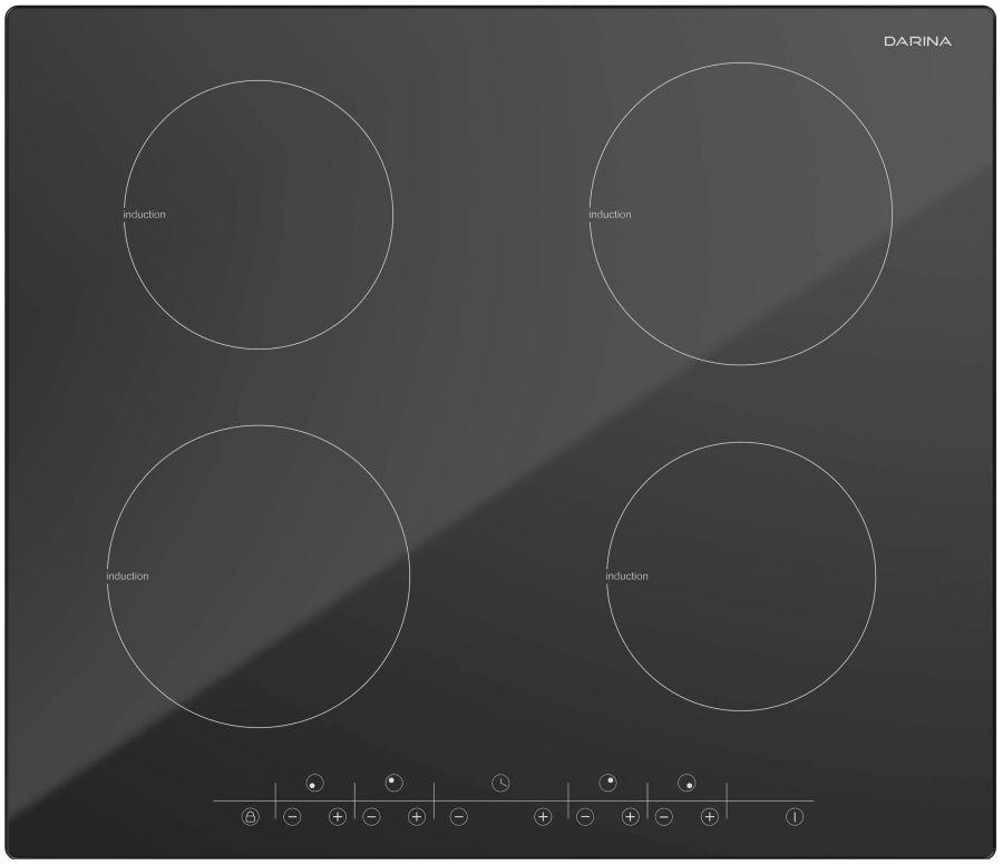 Индукционная варочная панель DARINA P EI305 B