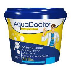 Комбинированное средство по уходу за водой 3 в 1 AquaDoctor MC-T