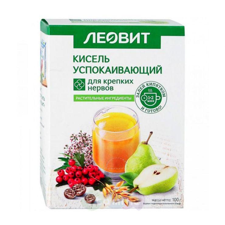 Леовит Нутрио Кисель «Успокаивающий» 20гр, 5шт