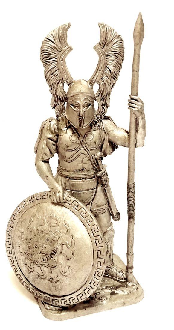 Фигурка Греческий Гоплит 6-5 в.. до н.э. олово