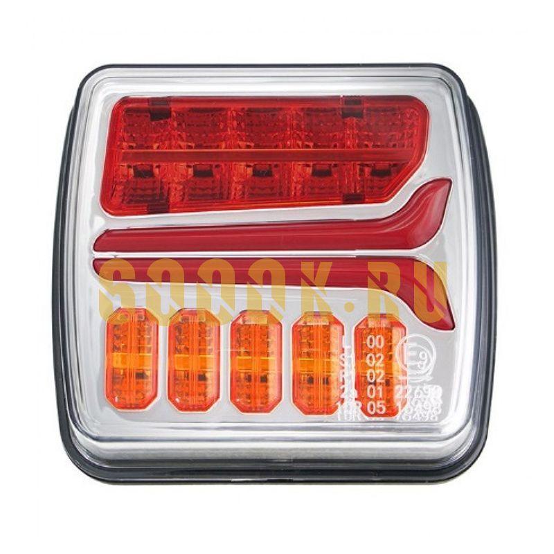 Правый задний светодиодный фонарь SST-110208PSDNP-R