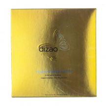 DIZAO Подарочный набор золотых и черных патчей для глаз, 5 пар