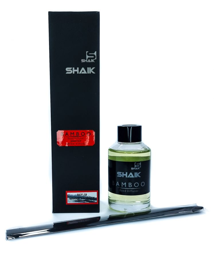 Аромадиффузор Shaik 19 Bamboo - Chanel Blue De Chanel