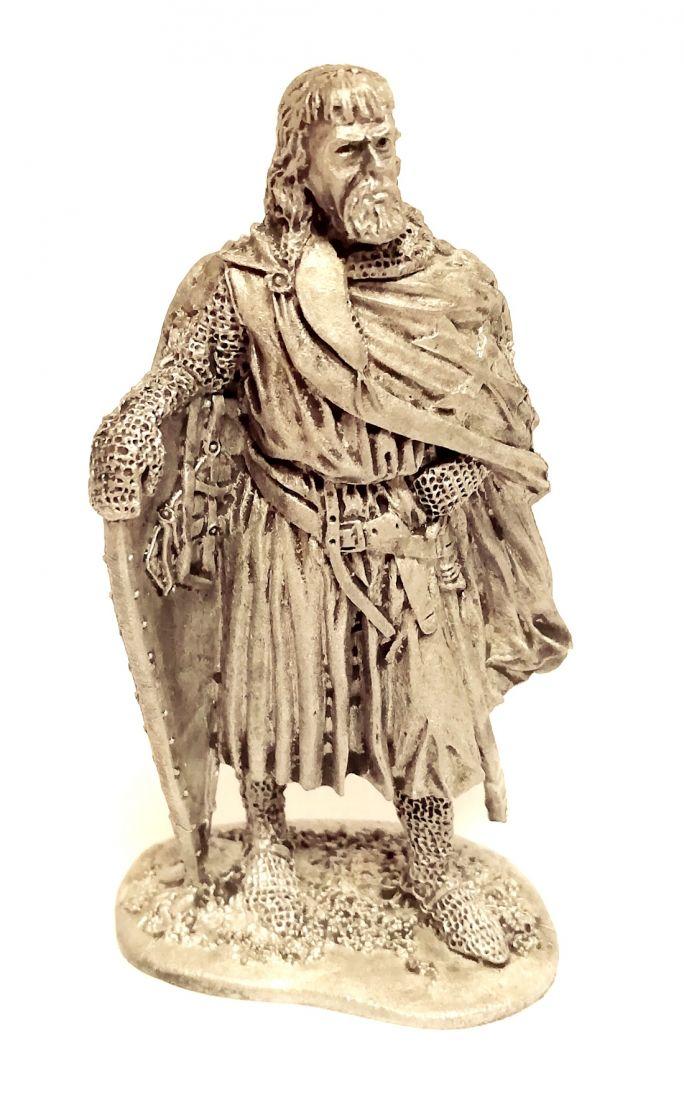 Фигурка Рыцарь-госпитальер 1248-59г. олово