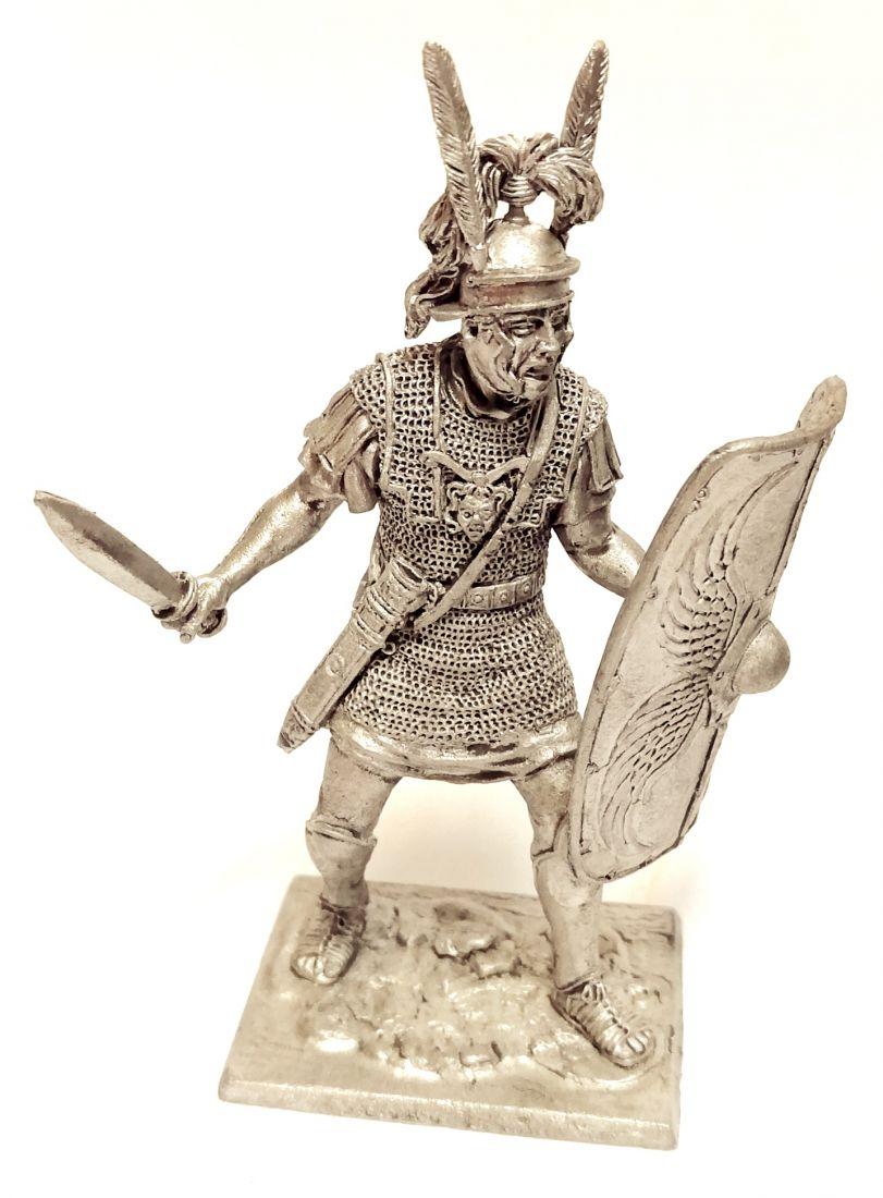 Фигурка Римский центурион 1в. н.э. олово