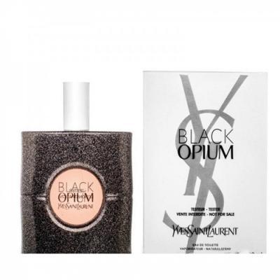 Тестер Yves Saint Laurent Black Opium Floral Shock EDP 90 мл (Sale)