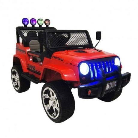Детский электромобиль T008TT 4WD